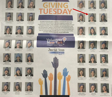 Volunteer NY - Giving Tuesday